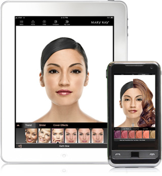 Mary Kay® Mobile Makeover App